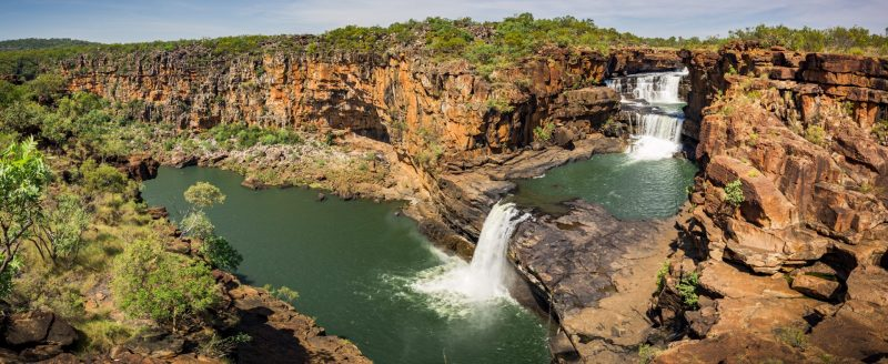 Mitchell Falls - PANO - Low Res